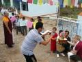 Eröffnungszeremonie des Kindergartens